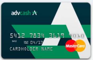 Tarjeta Física Advanced cash