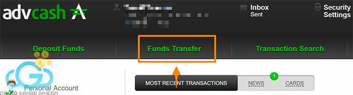 Transferir-fondos-desde-cuenta-advancedcash