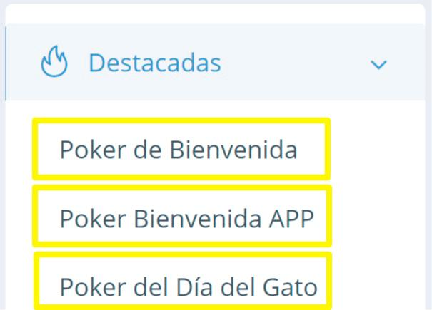 Acciones-destacadas-Poker-disponible-para-ganar-más-dinero