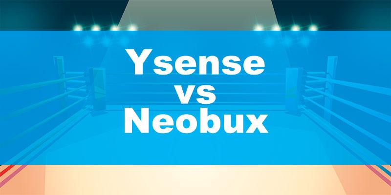 Ysense-vs-Neobux-cual-es-mejor