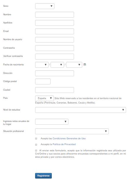 1 formulario registro encuestas remuneradas