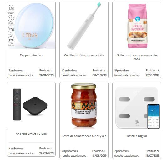 4 productos encuestasremuneradas