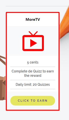 5 Ganar dinero viendo videos en Gift Hunter Club
