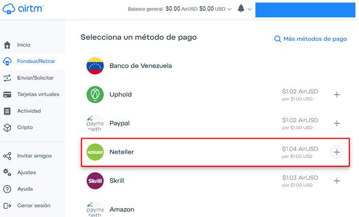 9 Como pasar dinero de Neteller a Paypal