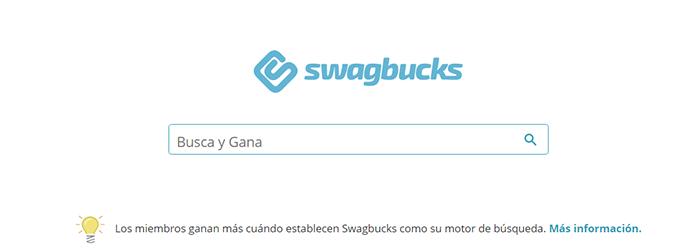 6 motor de busqueda swagbucks
