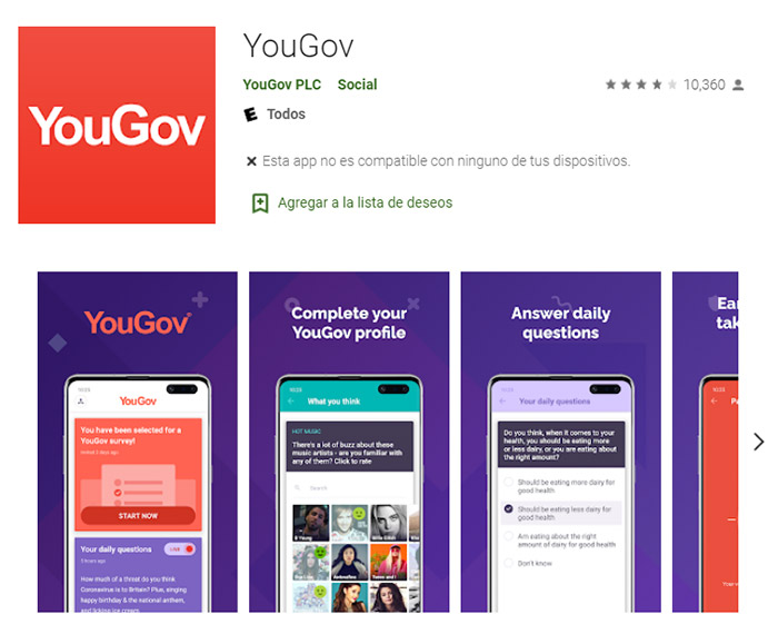 7 app yougov